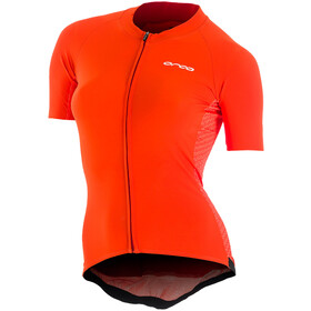 ORCA Customer SS Jersey Women, high vis orange